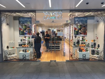 Yankee Candle opens first UK store in county