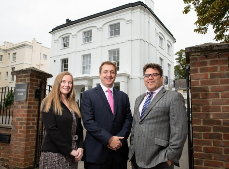 Gloucestershire law firm Lodders moves into new Cheltenham