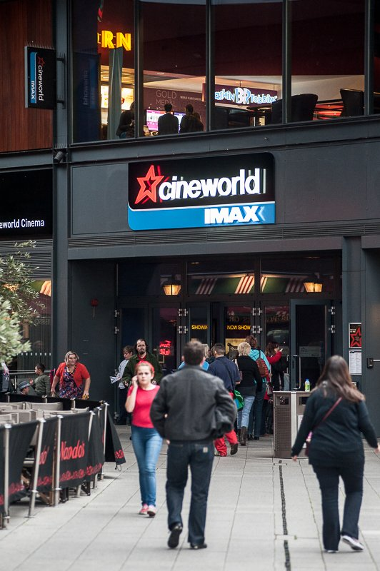 Cineworld Lodge Plans To Expand In Cheltenham Brewery