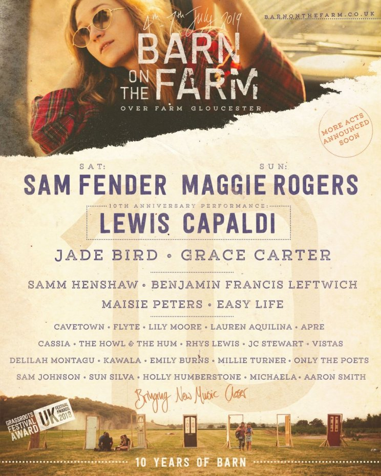 Barn on the Farm to mark 10th anniversary in style