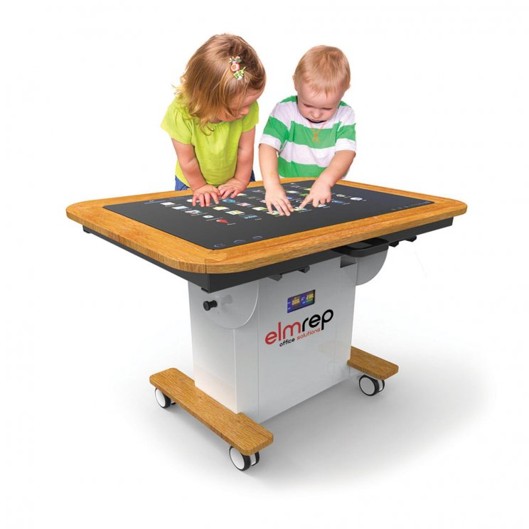 The Interactive Touchscreen Table by elmrep