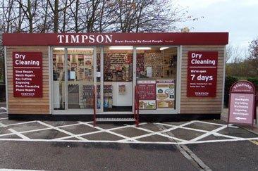 Ceo Timpsons Shoe Repair