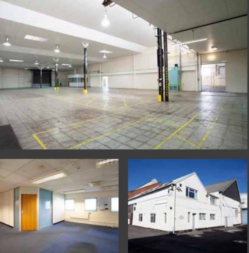 Light Industrial Units Hampshire: Commercial Property: Industrial