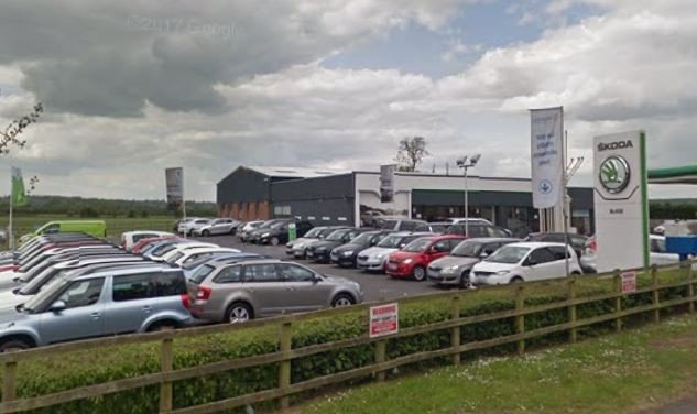 Car Motorcycle Gloucestershire Vw Blade Group Dealership Sold