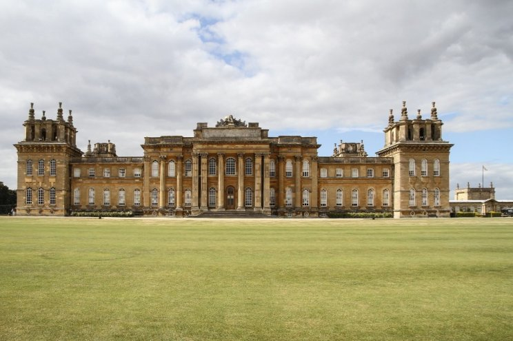 Second man arrested after £4.8m golden lavatory stolen from Blenheim Palace