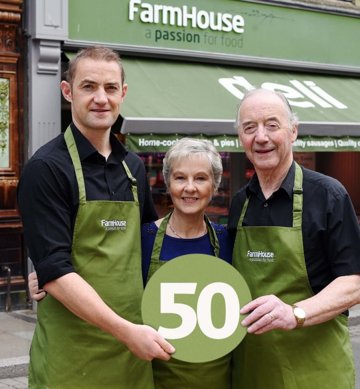 Farmhouse Deli Celebrates 50 Years Of Bringing Home The Bacon And Sausages