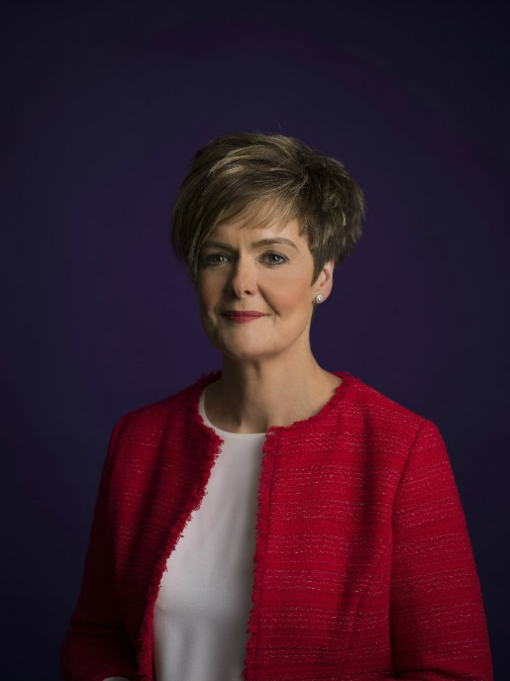 Marion Forbes, HR director of Mactaggart & Mickel