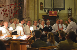 New voices urged to join blokes choir Image