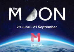 The Moon Exhibition lands at the Museum of Gloucester Image