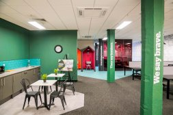 Co-working space created at £6 million office development Image
