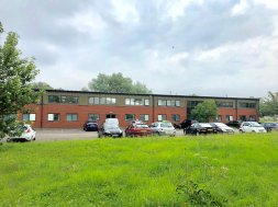 Former EFT Unit, Malvern View Business Park, Stella Way, Cheltenham Image