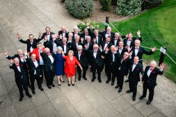 Celebrate 70 years of song with The Cotswold Male Voice Choir Image