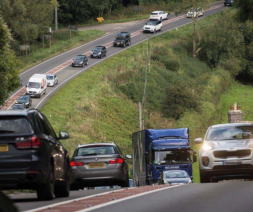 Significant step taken towards filling the 'Missing Link' on the A417 in Gloucestershire Image
