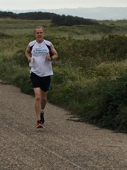 Managing partner aiming to raise £20,000 for charity during Berlin Marathon Image