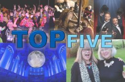 Top five things to do in Gloucestershire this weekend Image
