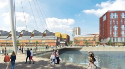 Gloucester Quays gives developer confidence for replica scheme Image