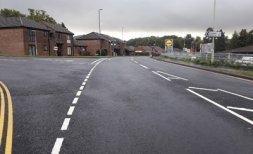 Road improvements completed in Coleford Image