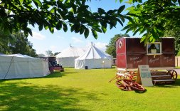 Giffords Circus celebrates its 21st year Image