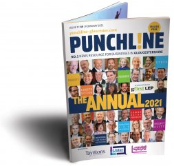 Punchline Magazine: The Annual - Feb 2021 Image