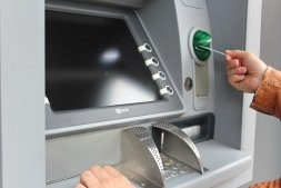 New ATM technology reduces cash fraud Image