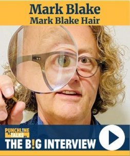 VIDEO Punchline Talks: Mark Blake, Mark Blake Hair Salons Image
