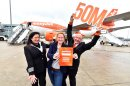 Airline reaches milestone at West airport Image