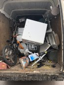 Police and council crack down on Illegal scrap dealers Image