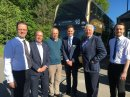 Stagecoach West bring a touch of luxury to Park and Ride bus service - VIDEO Image
