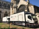 Five days of filming starts at Gloucester Cathedral Image
