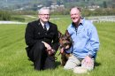 Police chief backs move to protect police animals from thugs Image