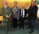 High Sheriff backs Forest of Dean's economic growth Image