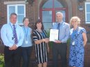 Forest school wins award for helping special needs pupils Image