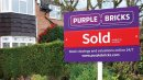 Sales fall at online estate agent Image