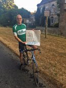 Cyclists in Cotswolds challenge to help cancer charity Image