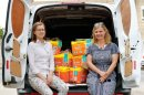 Cirencester company provides huge donation to families in need Image