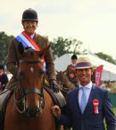 Olympic Champion, Carl Hester enjoys a 'heavenly day out' at Moreton Show Image