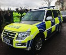 Police crackdown on speeding motorists and organised crime Image