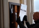 VIDEO: Mirror hid an illegal haul of cigarettes Image