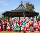 Raise money for local charities with the Santa Fun Run Image