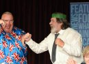Pictures from Ricky Tomlinson's Gloucestershire show Image