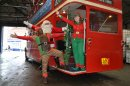 Ho, ho, ho! Stagecoach West launches Christmas Santa Bus for charity Image
