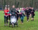 And they're off...parkrun launched in Moreton-in-Marsh Image