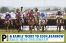 WIN: A family ticket to Cheltenham's other festival - Cocklebarrow Races Image