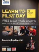 National Learn to Play Day hits Gloucestershire Image