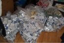 Huge haul of cigarettes seized in raid Image