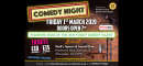 Friday evening laughs aplenty at comedy night Image