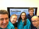 Punchline team to take on county's best in BBC Radio Gloucestershire quiz Image