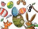 Easter fun for young detectives at Rococo Garden Image