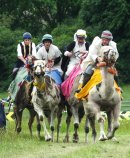 Watch camels race as well as the horses! Image