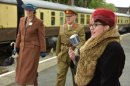 Railway's 'Wartime in the Cotswolds' to bring waves of nostalgia Image